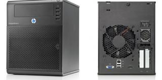 HP Microserver G7 Disks Hot-Swap